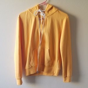 Forever 21 zip up hoodie